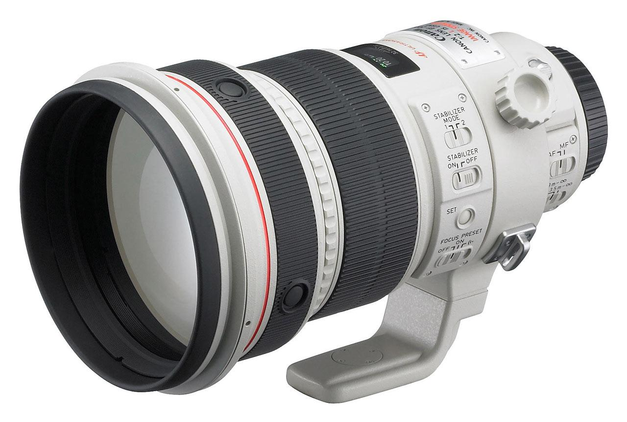 EF200mm f/2L IS USM
