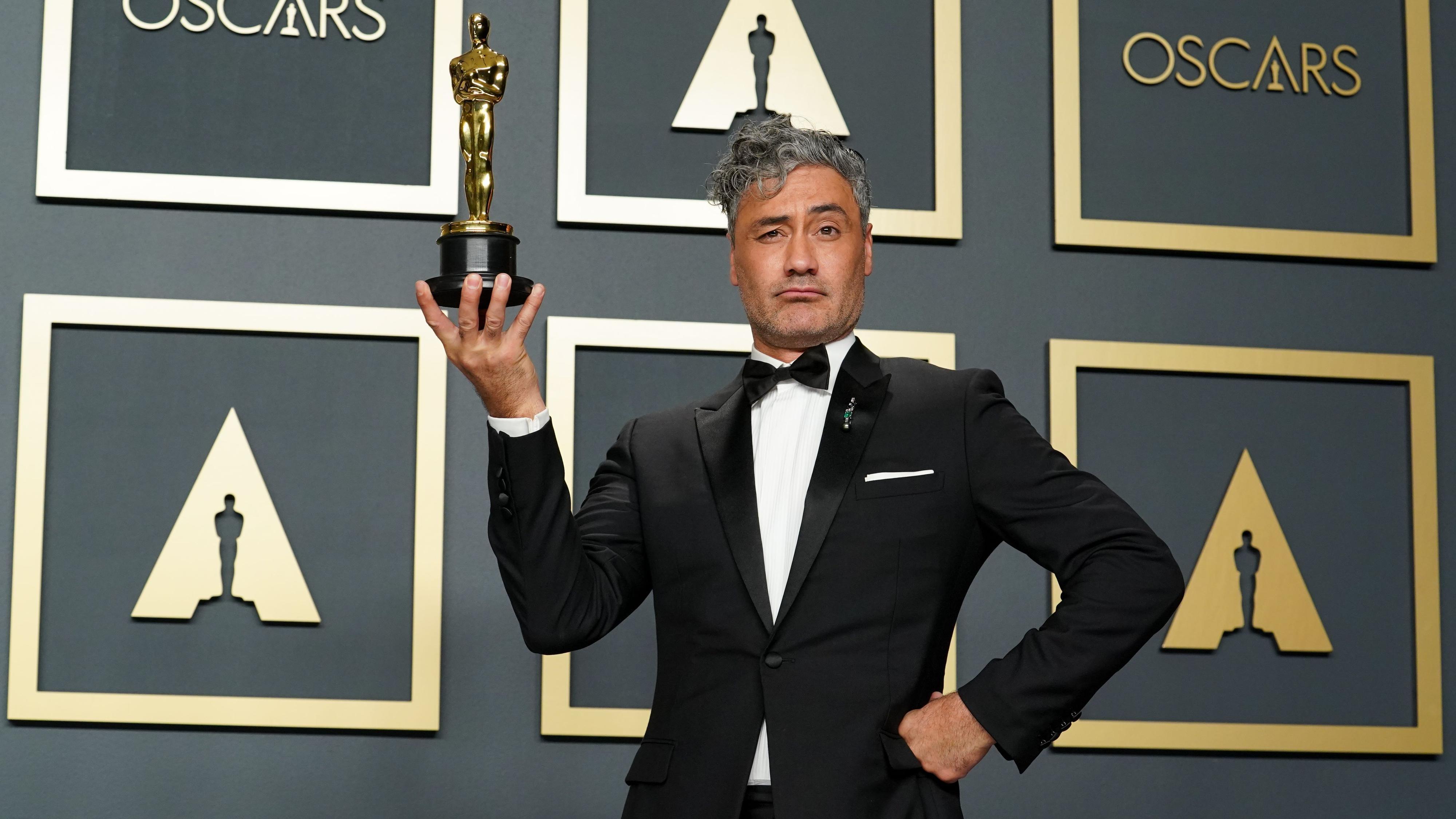 Langet ut mot Apple-tastaturer på Oscar-gallaen