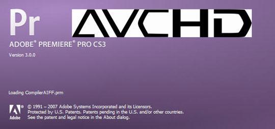 Enklere med AVCHD