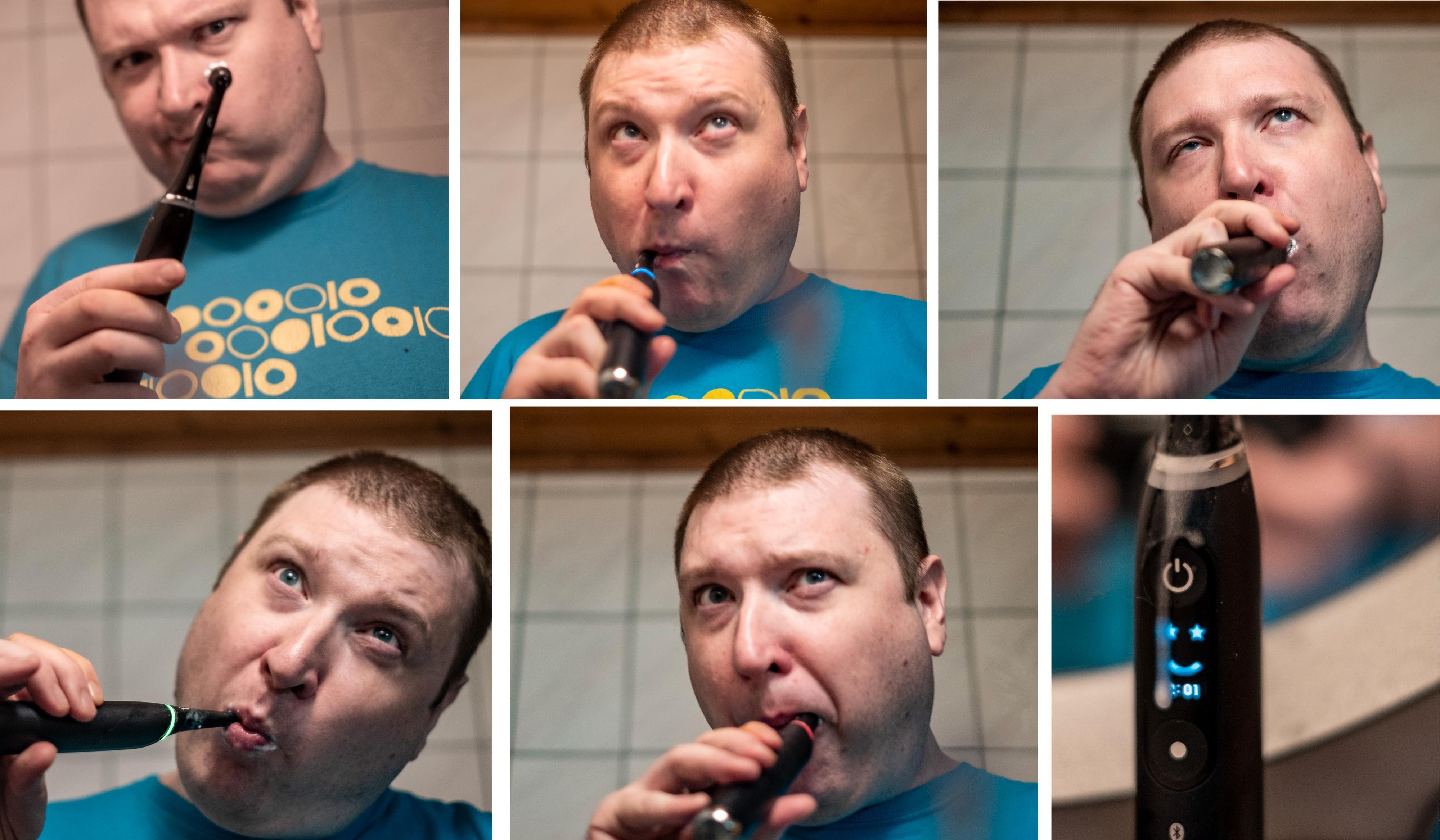 Oral B iO er en fabelaktig tannbørste å pusse med - det burde den også være, med en prislapp på mellom 2300 og 3500 kroner, avhengig av modell. Den testede modellen er toppmodellen med litt flere moduser enn rimeligste utgave - og mulighet til å vite akkurat hvor den er i munnen når du pusser.