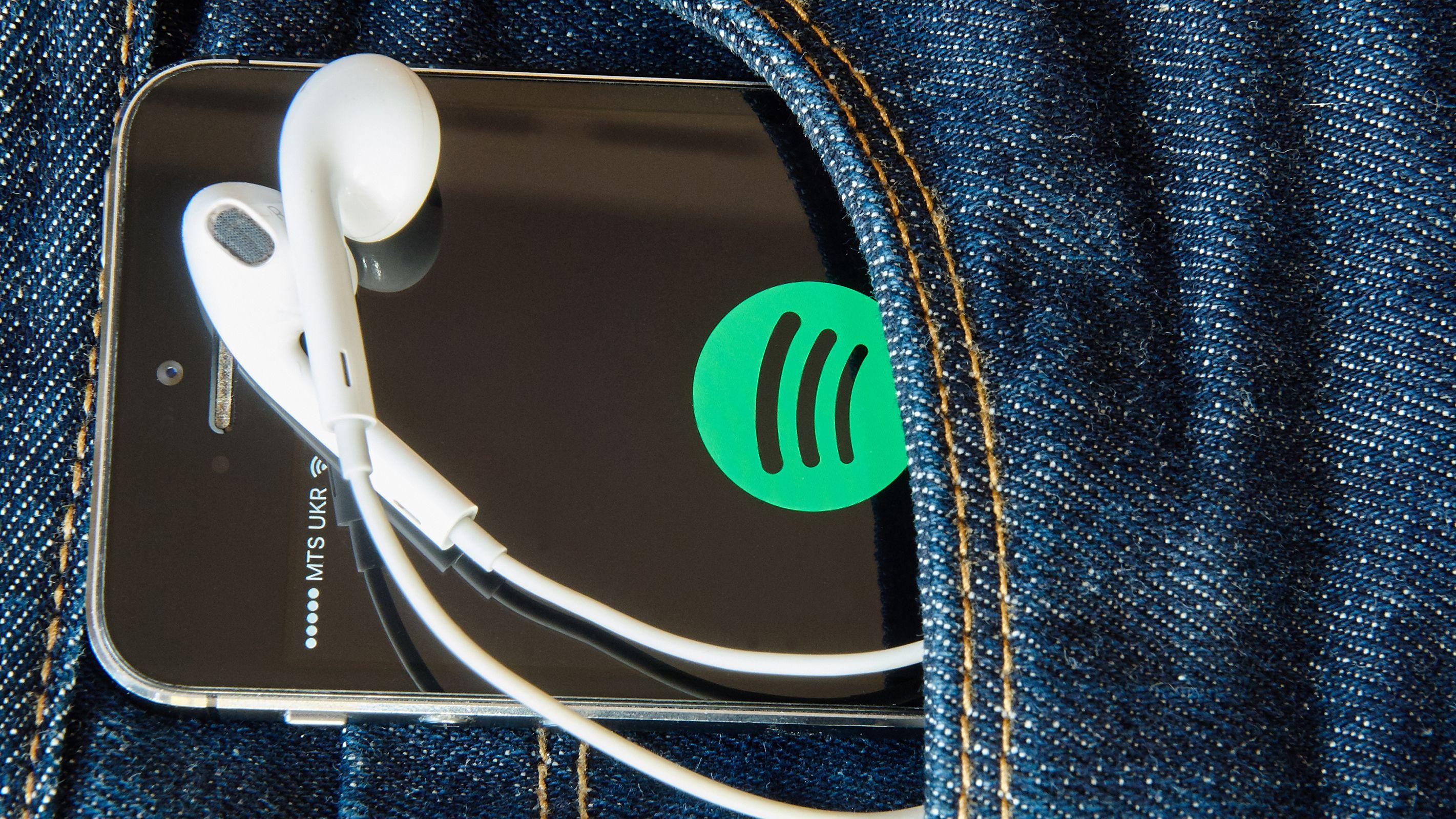 Spotify-brukerne strømmer inn