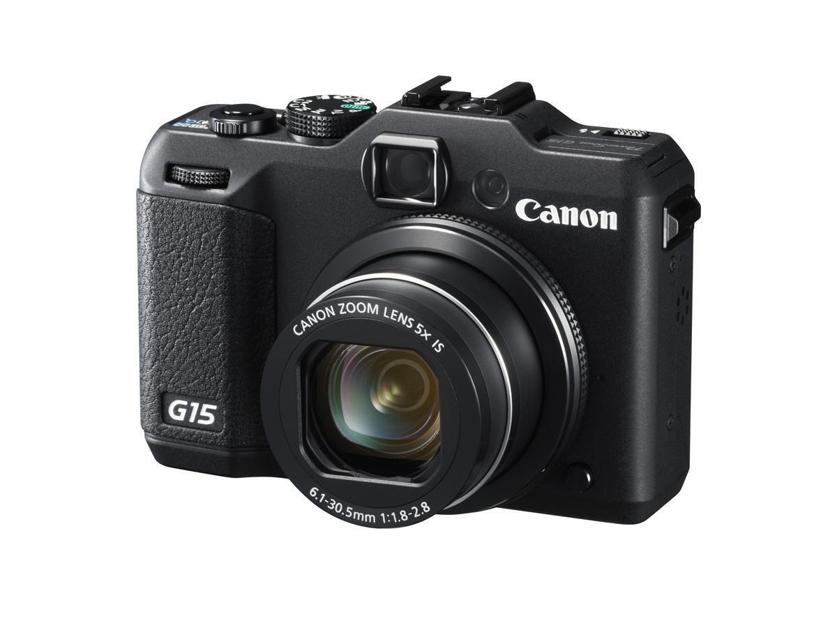 Canon PowerShot G15.Foto: Canon