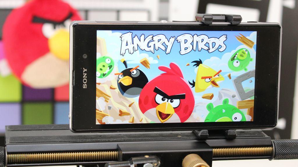 Sony Xperia Z1 har et godt kamera og god skjerm. I tillegg er den vanntett.Foto: Espen Irwing Swang, Amobil.no