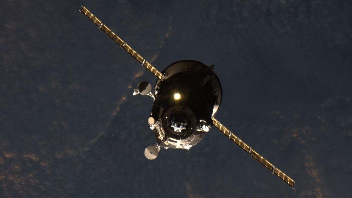 Astronautene fikk endelig mer mat til romstasjonen