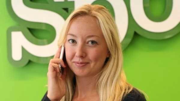 Spotify-PR-sjef Sofie Grant.Foto: Spotify