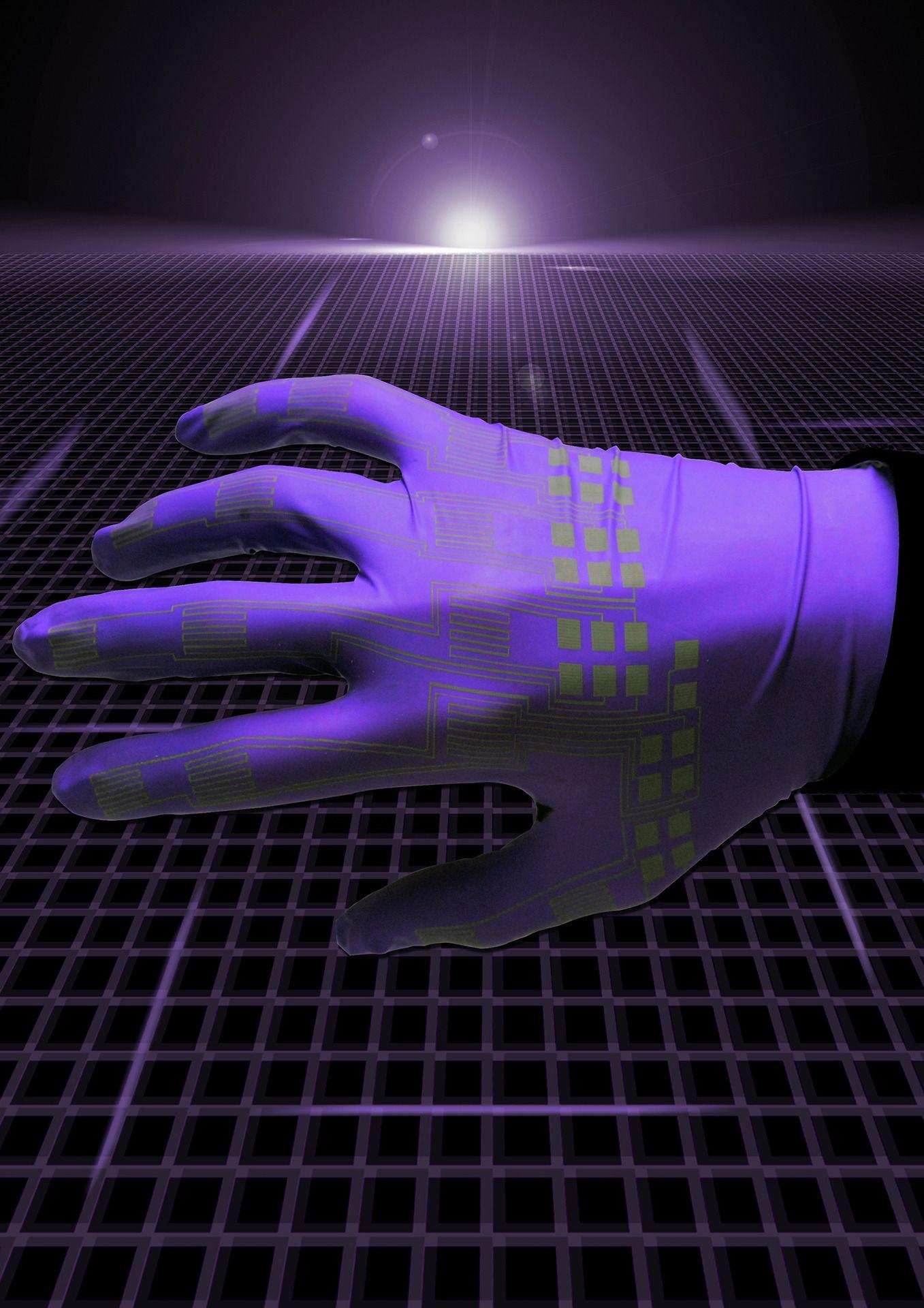 En illustrasjon fra Universitetet på hvordan de ser for seg at teknologien kan brukes. Foto: Purdue University