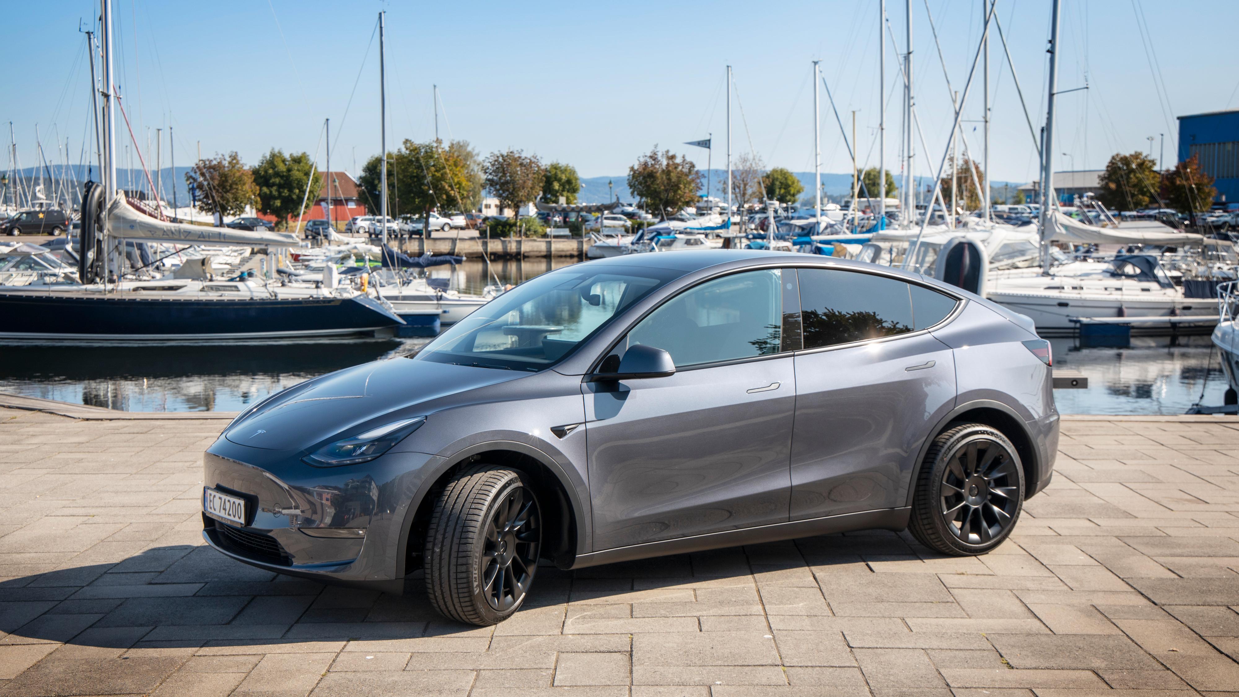 Den perfekte norgesbilen? Vi har kjørt Tesla Model Y