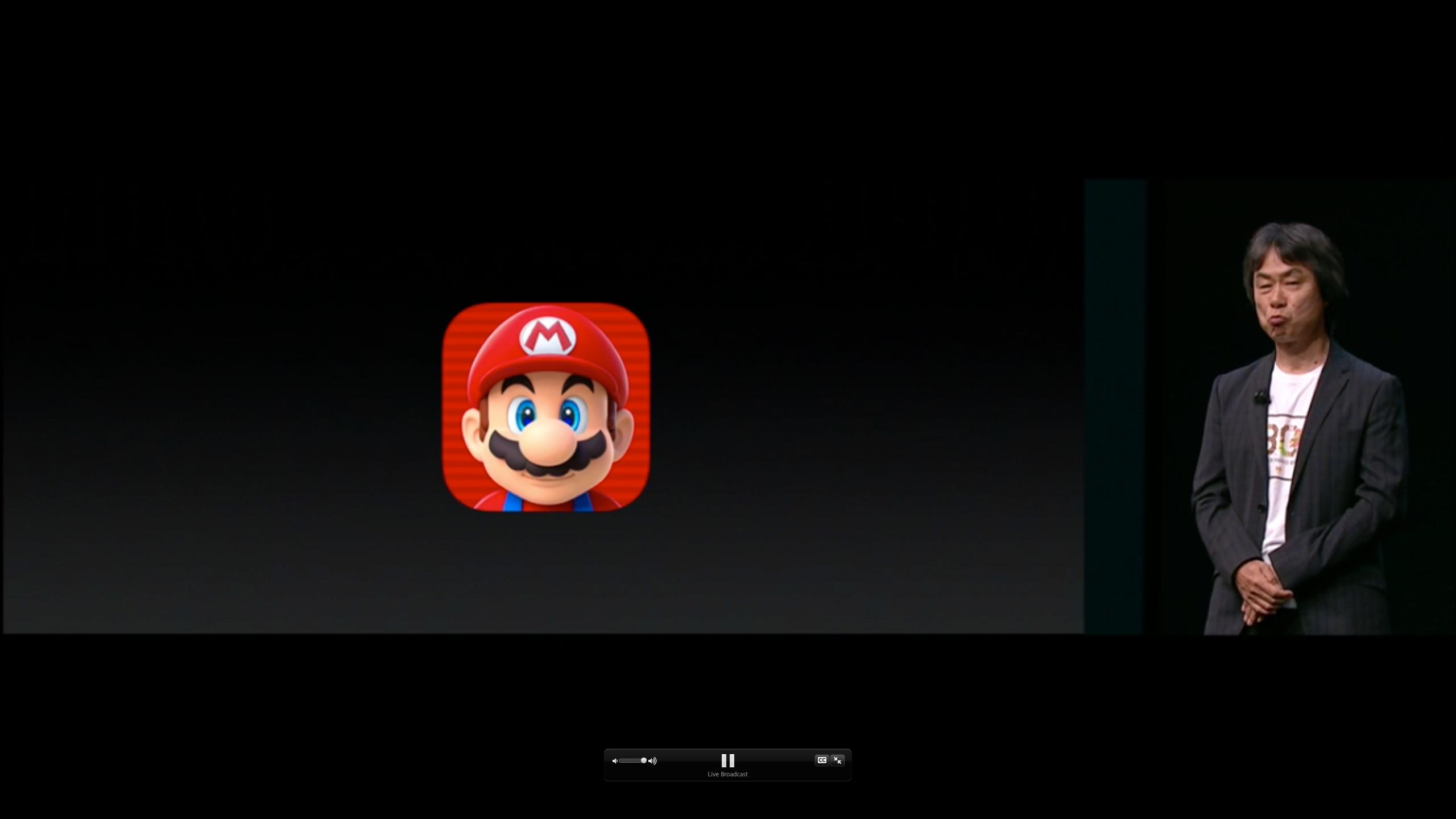 Super Mario Run kommer til iOS-enheter.