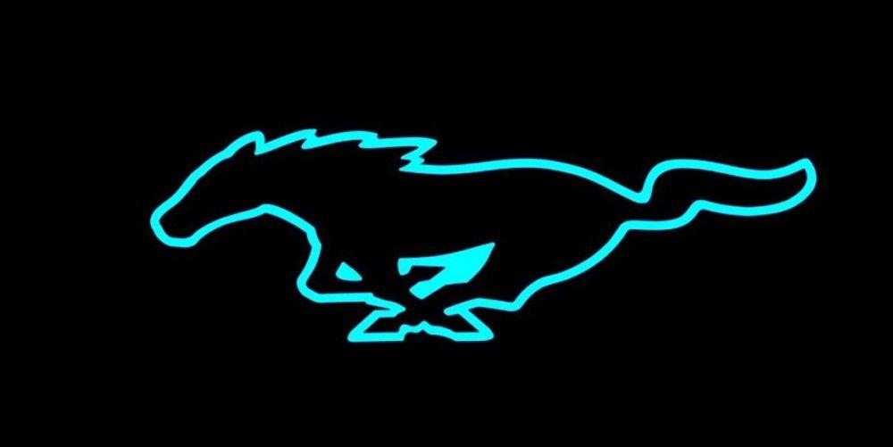 Mach-E vil bære Mustang-logoen.