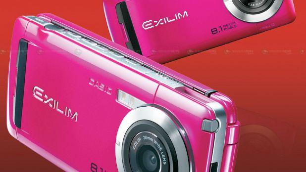 Casio lanserer Exilim-mobil
