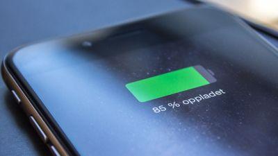 Slik forlenger du batteriets levetid. | Eplehuset