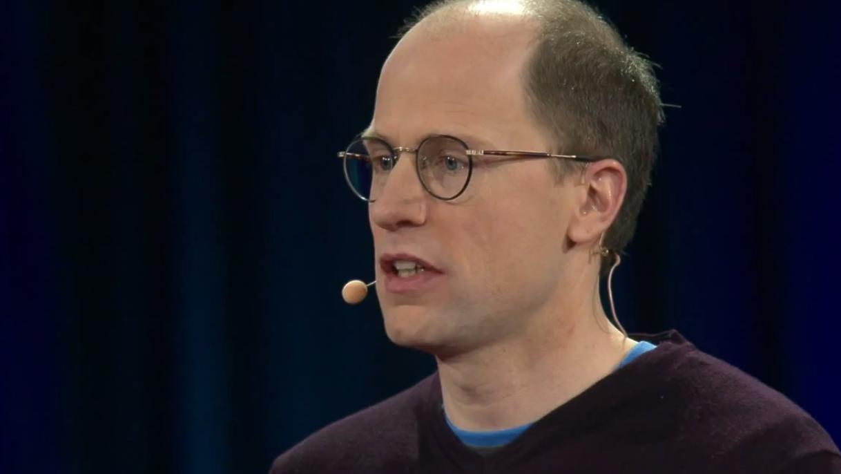 Nick Bostrom har dystre spådommer for kunstig intelligens. Foto: TED/YouTube