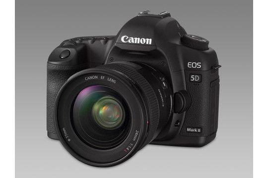 Canon 5D MKII var ett av kameraene som startet en liten filmrevolusjon.