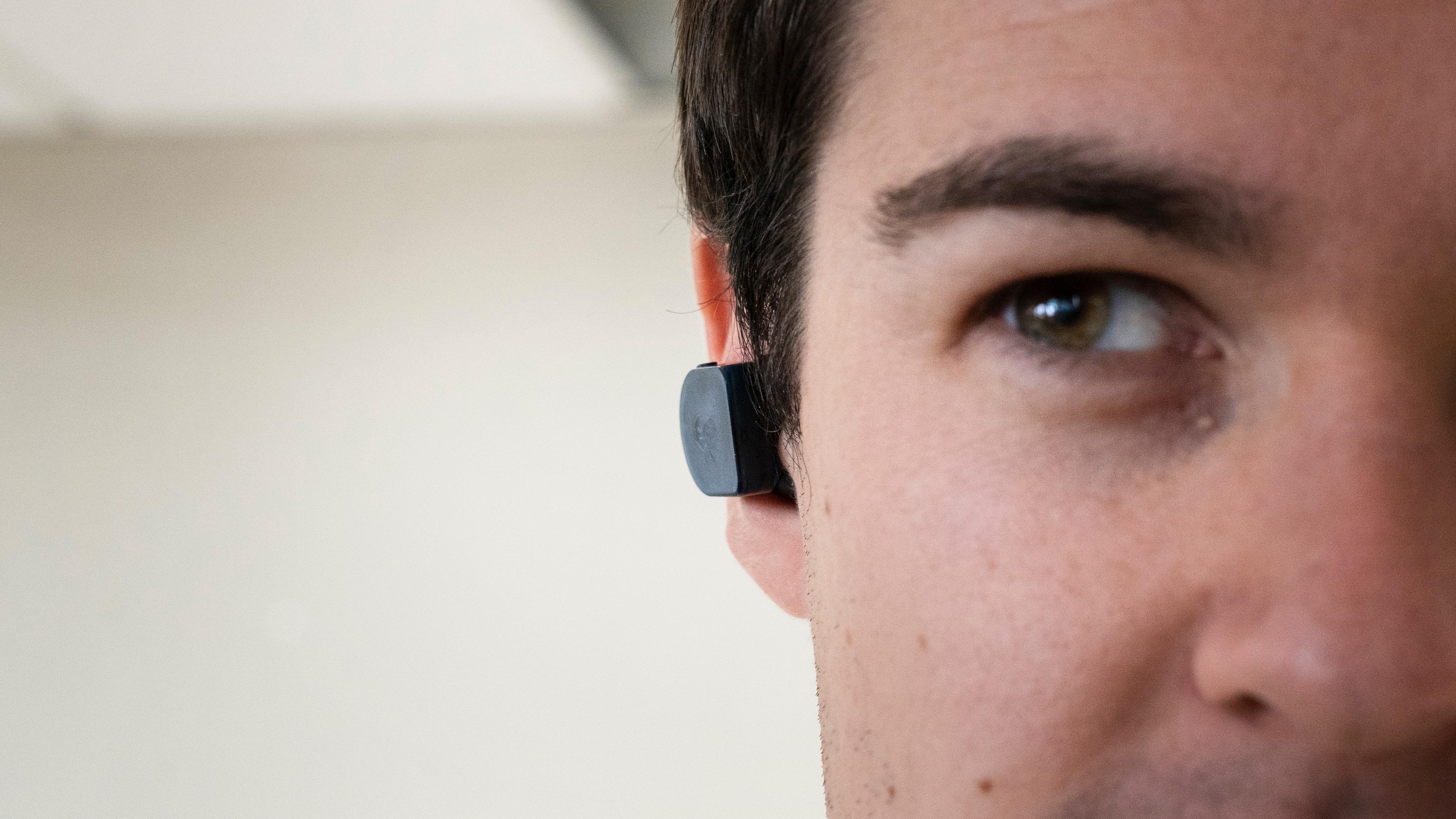 MW07 er rimelig diskré øreplugger. Vi har sett betraktelig mer utstikkende eksempler enn dette.