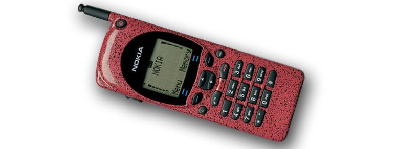 Nokia 2110.