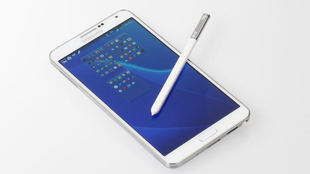 Denne pennen er mer enn et skriveredskap.Foto: Espen Irwing Swang, Amobil.no