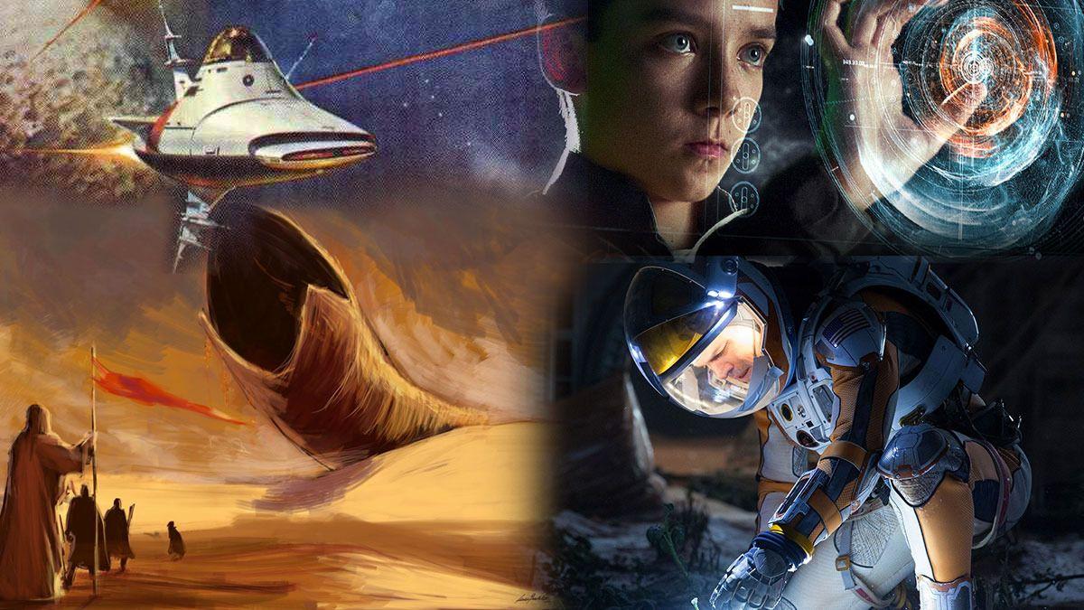 Har du lest disse science fiction-bøkene?