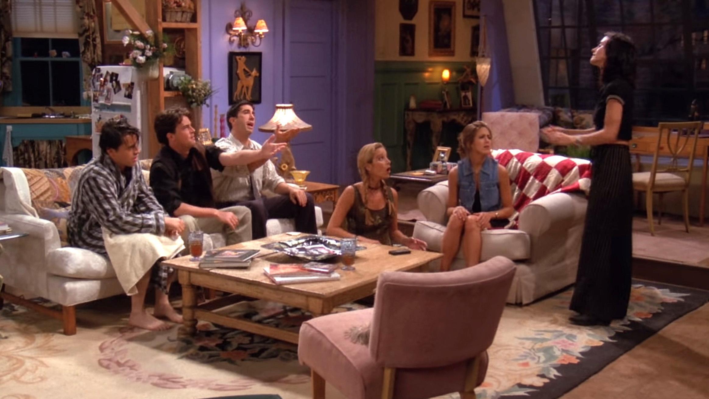 «Friends» forsvinner fra Netflix