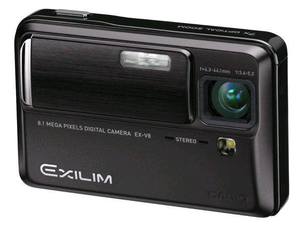 Exilim EX-V8