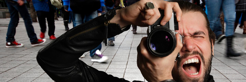 Bli med på nasjonal fotovandring