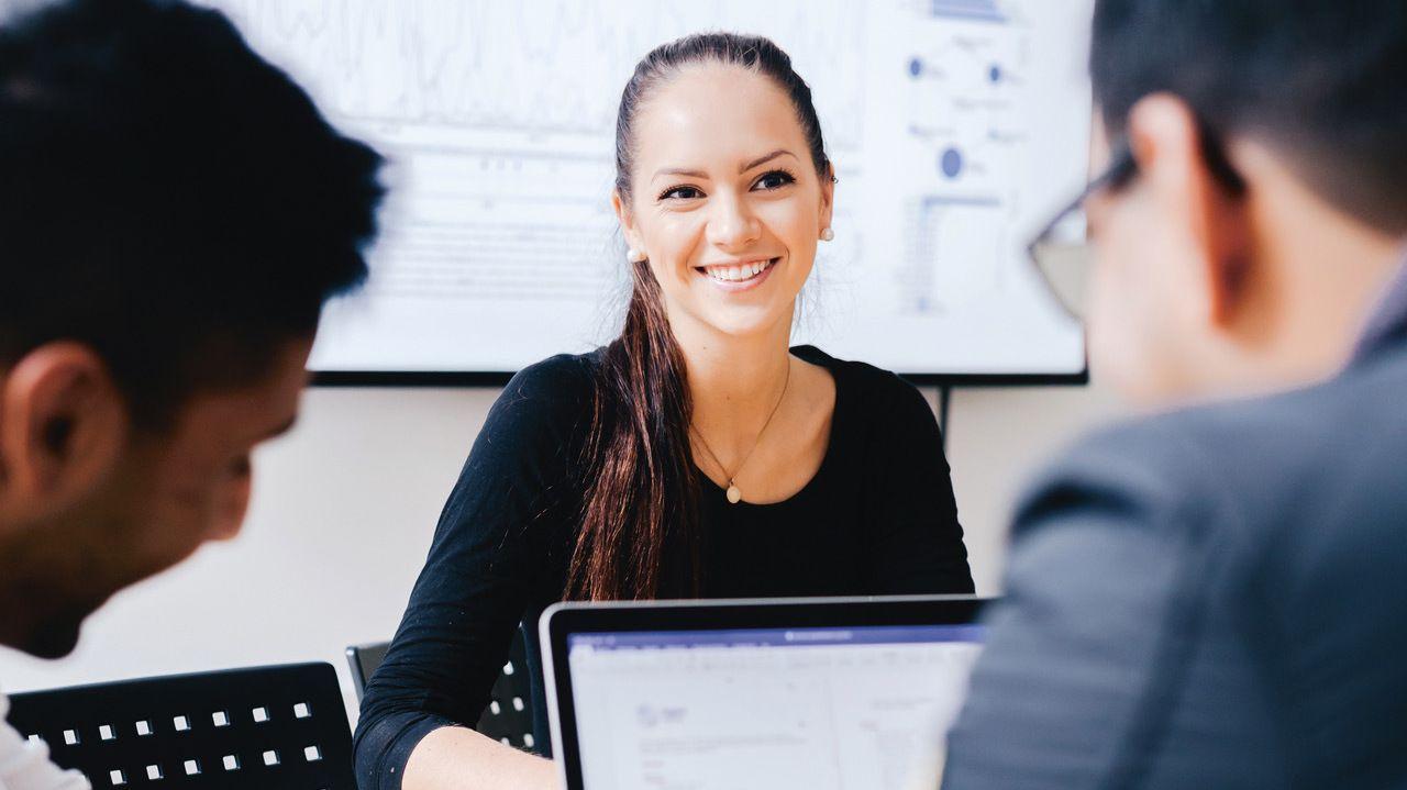 Smart å kombinere merkantil grad med IT-master