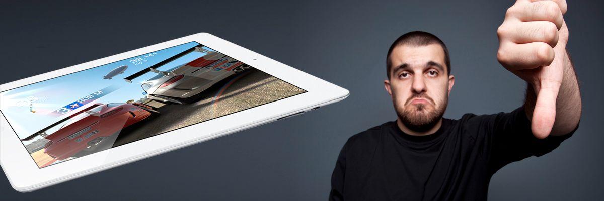 iPad-eiere misfornøyde med nylansering