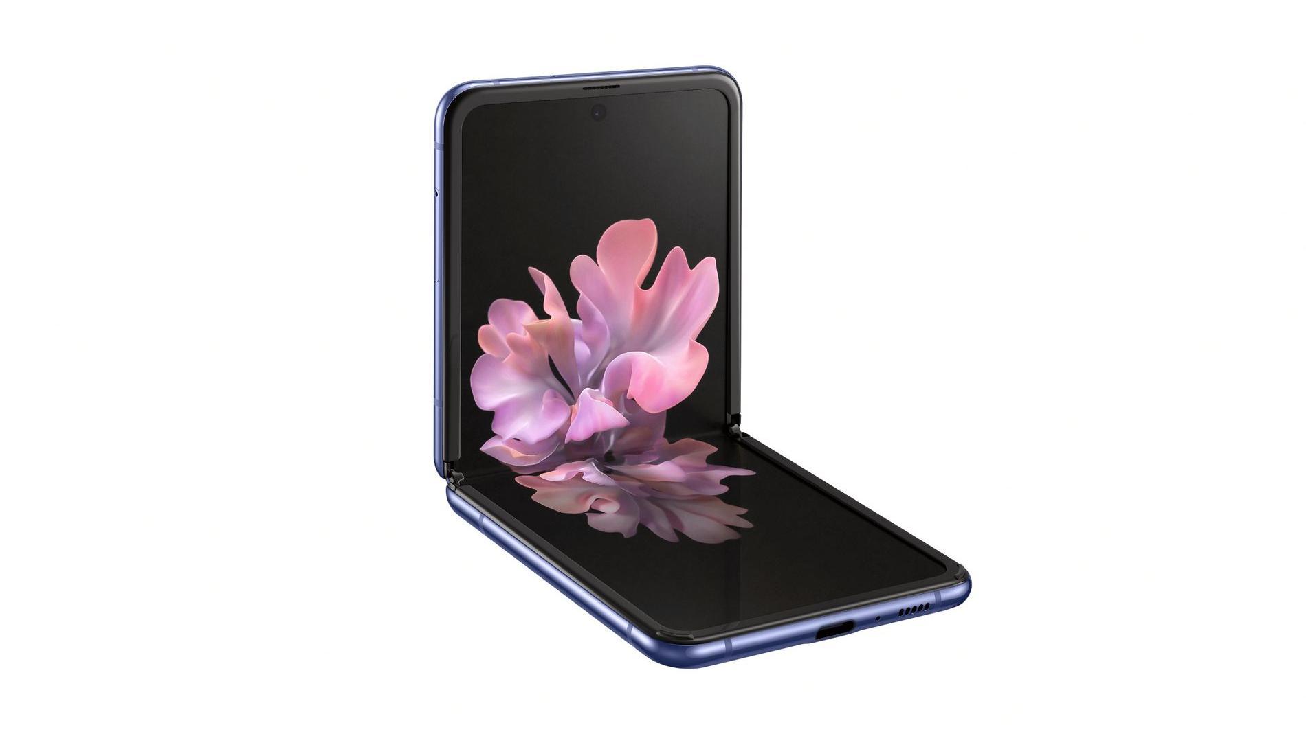 Samsungs nye fliptelefon utsolgt i USA