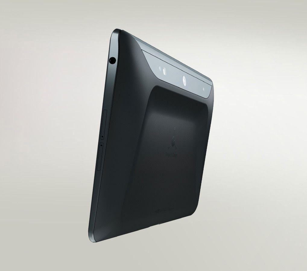 Mobilutstyr med full utrustning for 3D-scanning ble ikke dagligdags i 2014. Vi har fått tilbehør som lar oss 3D-scanne, og Google har sluppet et utviklerbrett for Project Tango som kan gjøre det samme.Foto: Google