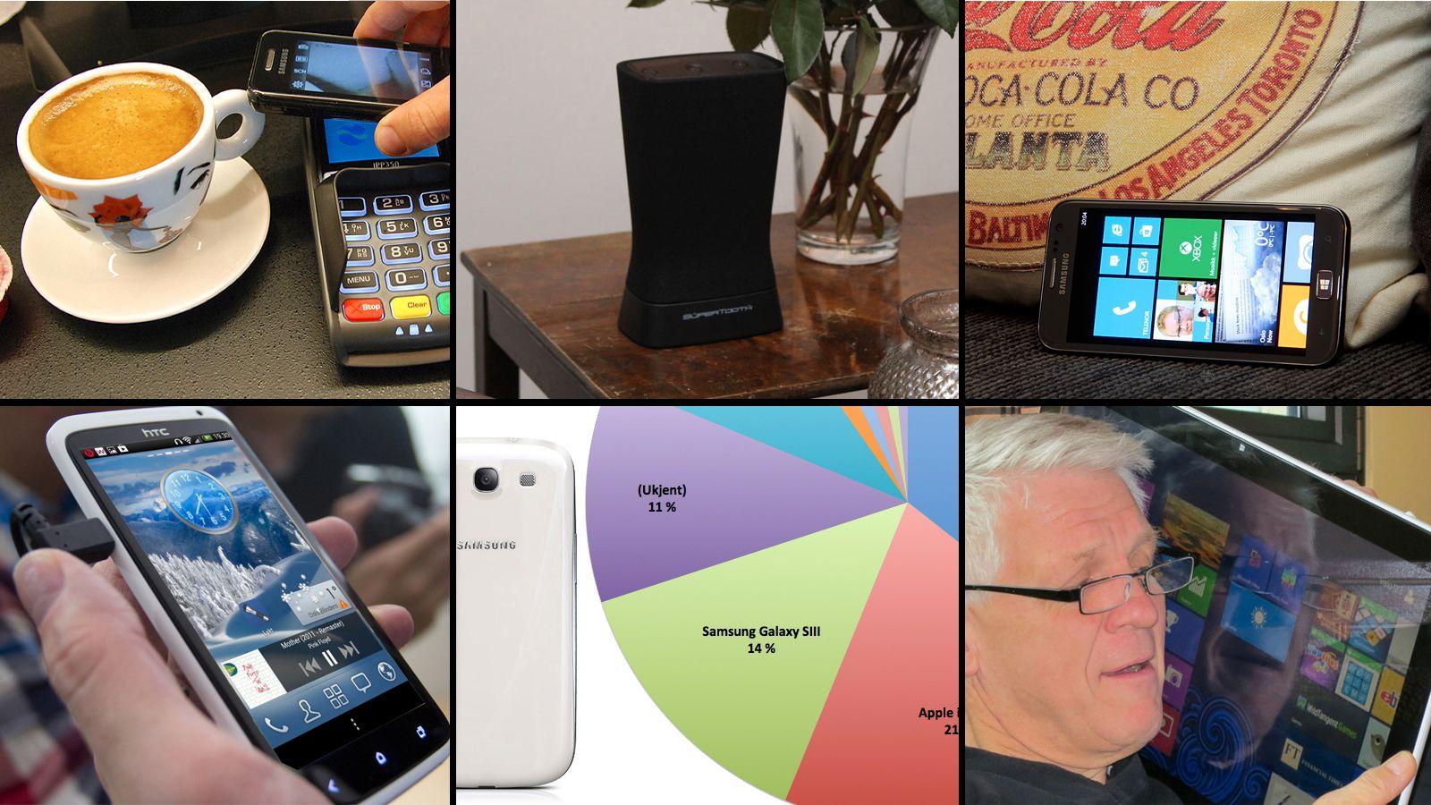 Her er ukens viktigste mobilsaker