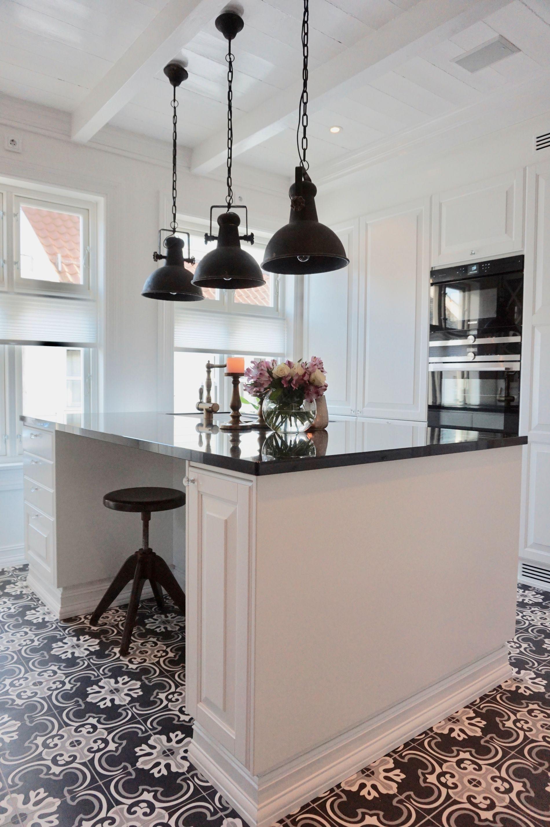 Drømmekjøkken: - Kjøkkenet ble nøyaktig som vi forestilte oss. Vi har virkelig fått gjenskapt vår kjøkkendrøm, sier Mona Ersdal.