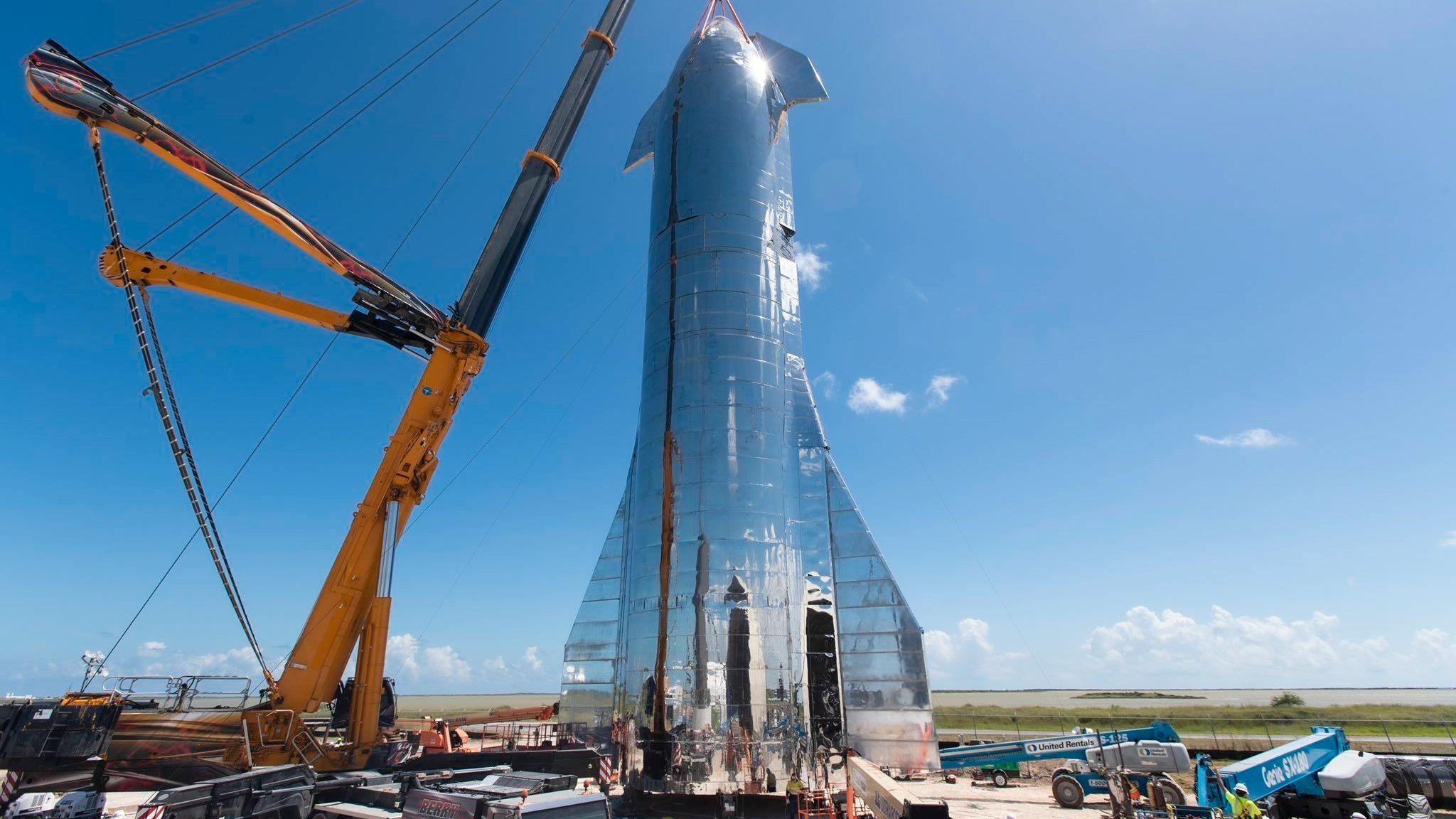 Her er fartøyet Elon Musk vil sende deg til Mars i