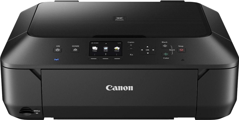Canon Pixma 6450 - en av to nye skrivere i butikken. Foto: Canon