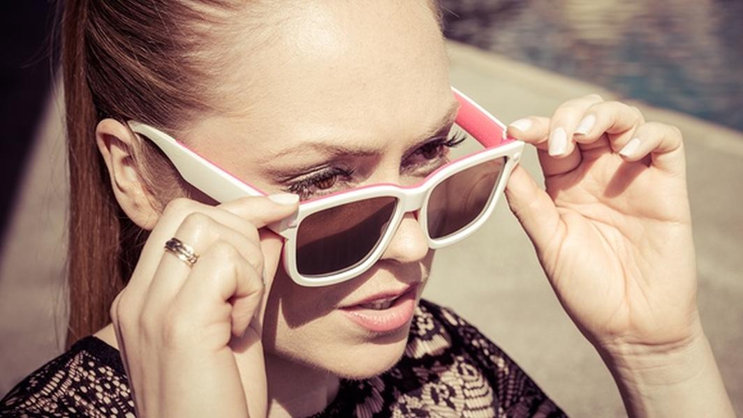 Disse «smarte» solbrillene kan enkelt tilpasses alle lysforhold