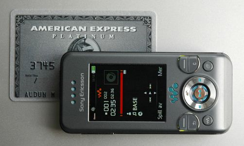 Ikke mye større enn et kredittkort.