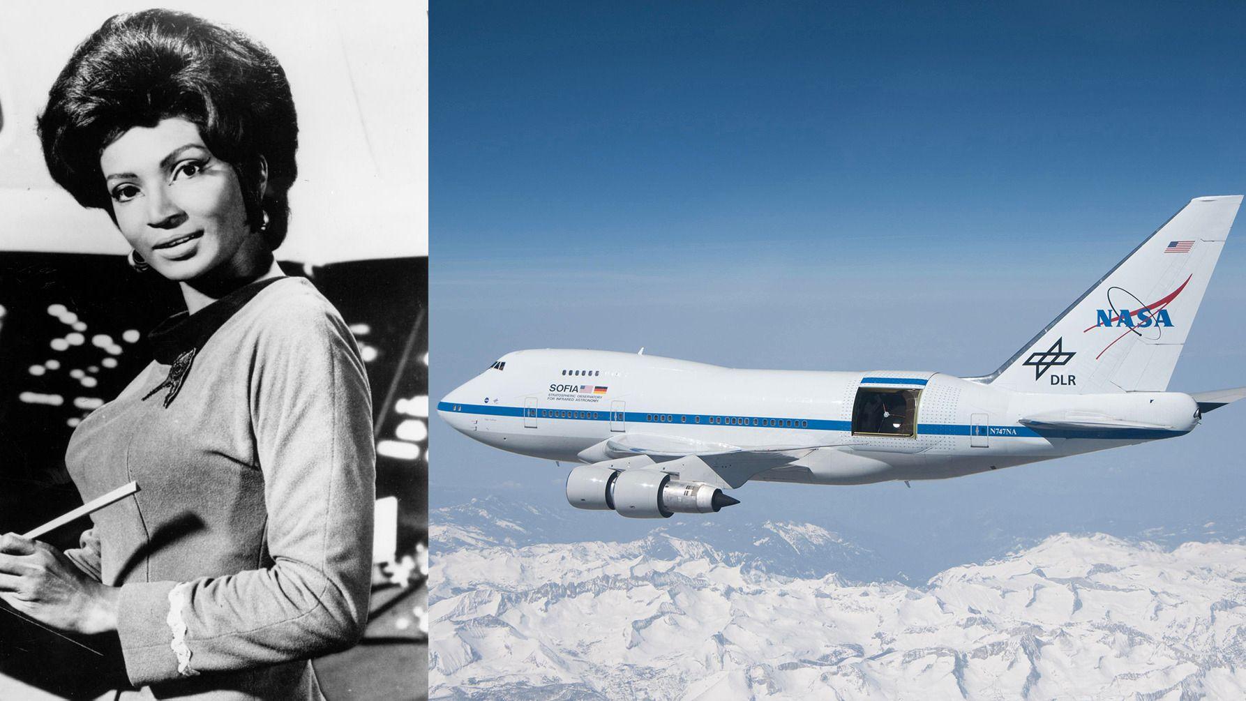 «Uhura» blir med på NASA-oppdrag