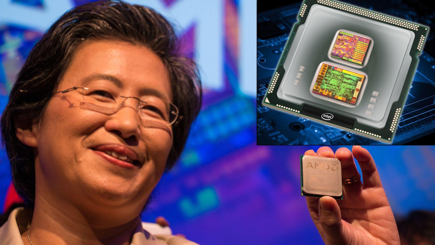 – Både AMD og Intel utsetter sine nye prosessorer