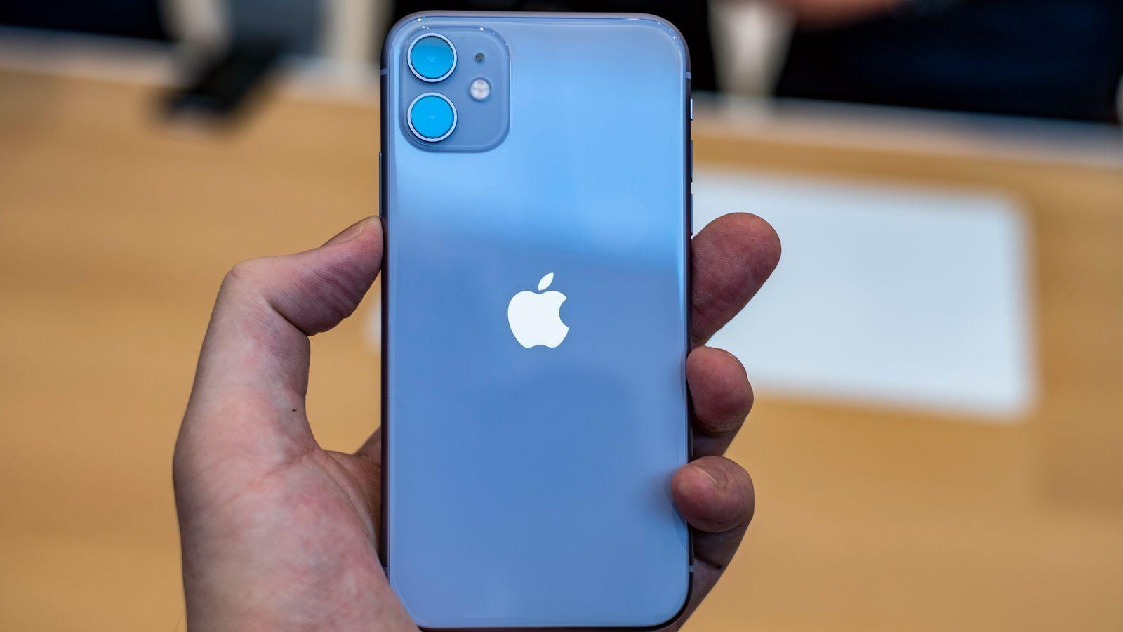 – iPhone 12 lanseres 12. oktober