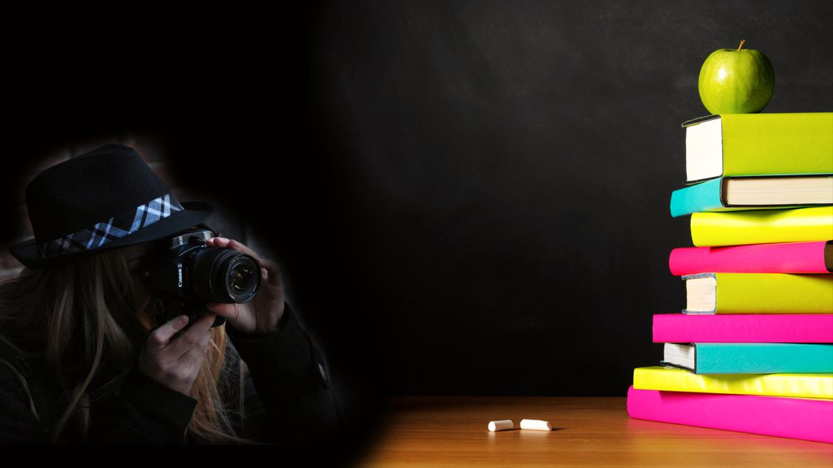 Fotoutdanning, del 1