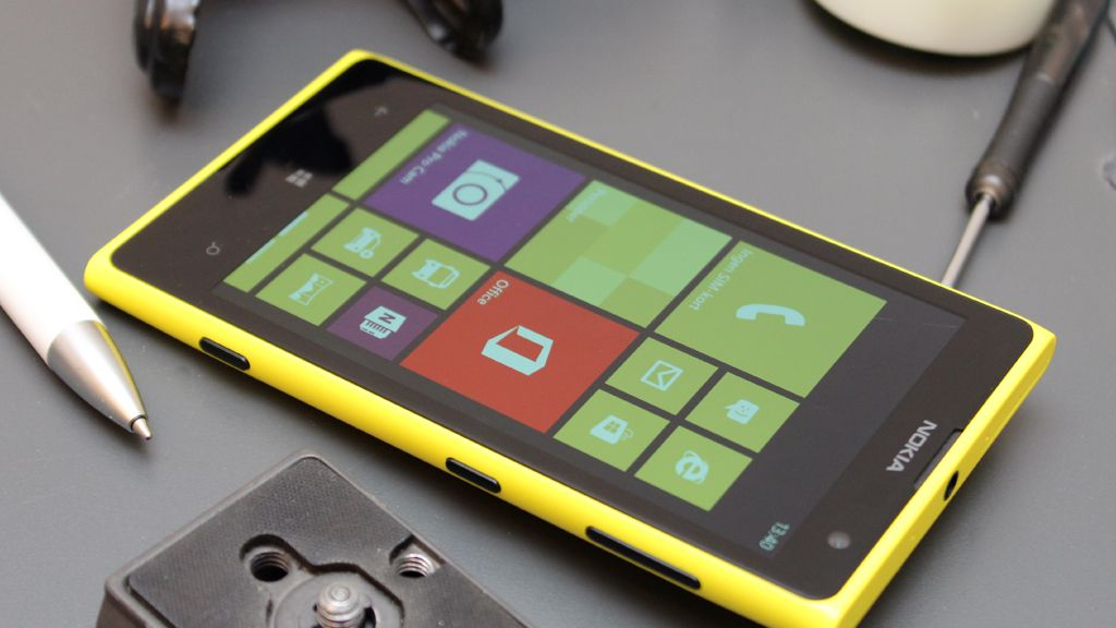 Nokia Lumia 1020 har best kamera av modellene i denne sammenlikningen.Foto: Espen Irwing Swang, Amobil.no