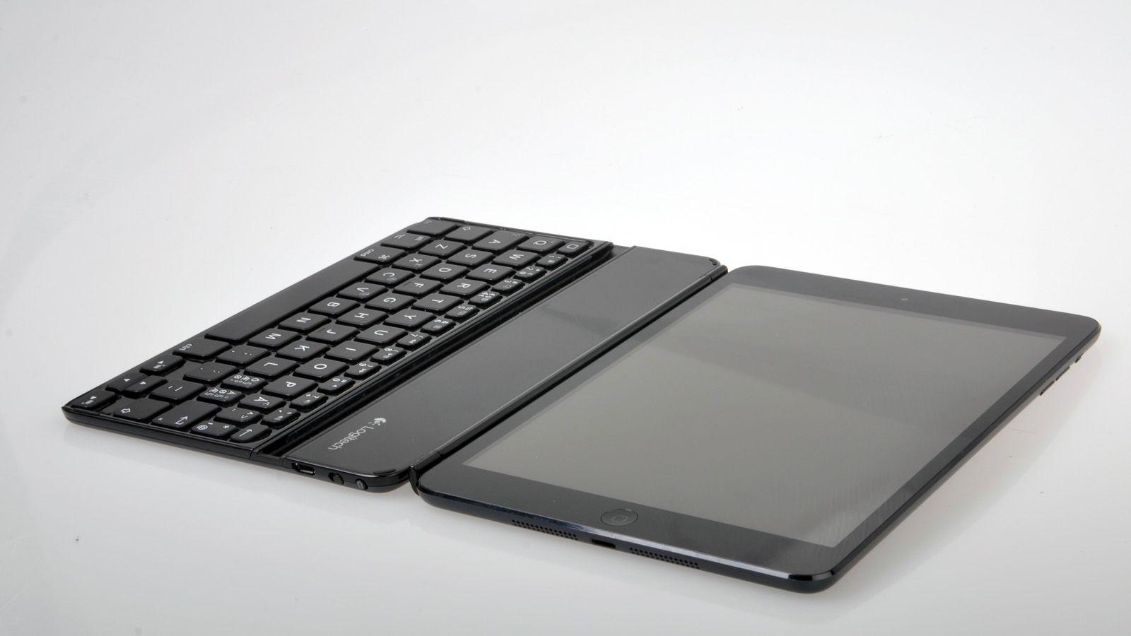 Logitech Solar Keyboard Folio Test Tek.no