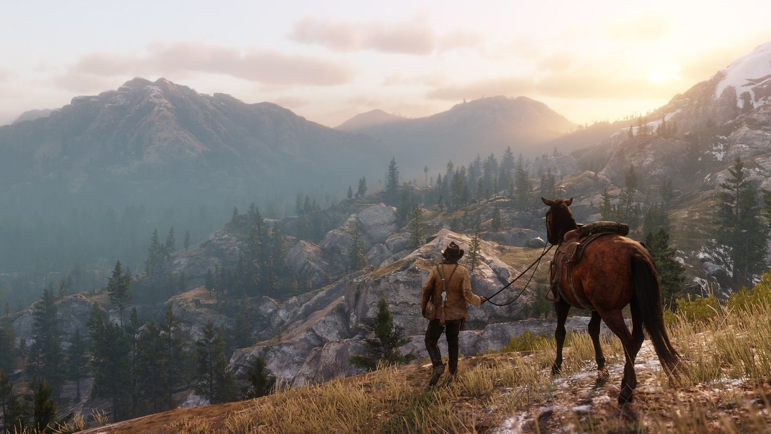 Red Dead Redemption 2-app hinter til kommende PC-versjon