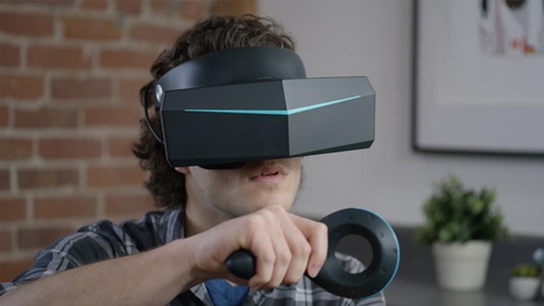 Disse VR-brillene med 8K-oppløsning ble en knallsuksess på Kickstarter