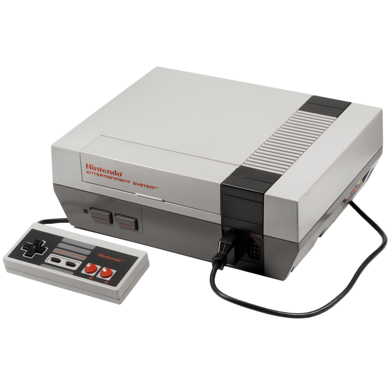 Originalen: Golf-spillet kom først ut til Nintendos første konsoll, NES.