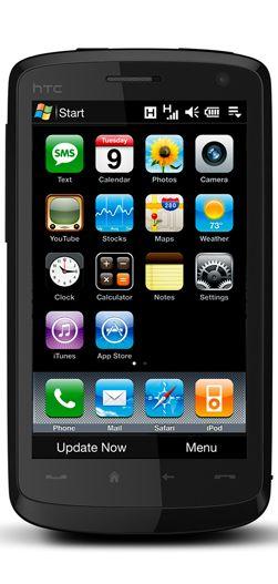 Smarttelefonprodusentene tar brukervennlighet til Iphone-nivå neste år.
