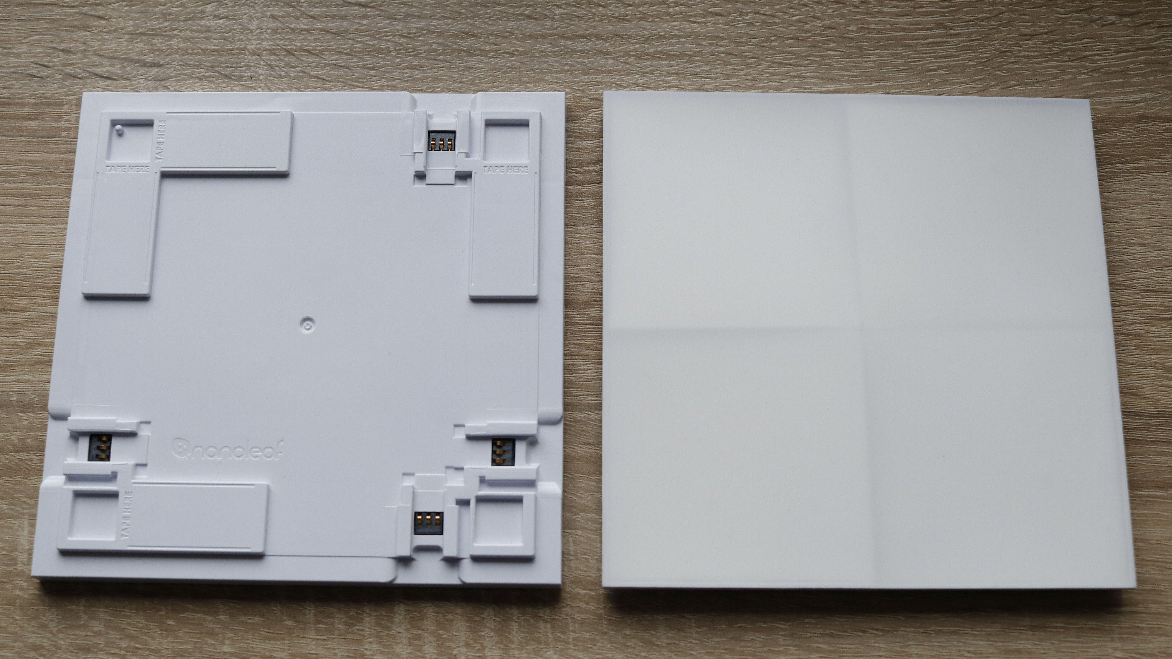 Som du kan se av kontaktpunktene, vil ikke Canvas passe sammen på alle mulige måter.
