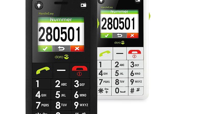 Mobilen som kan sende SMS