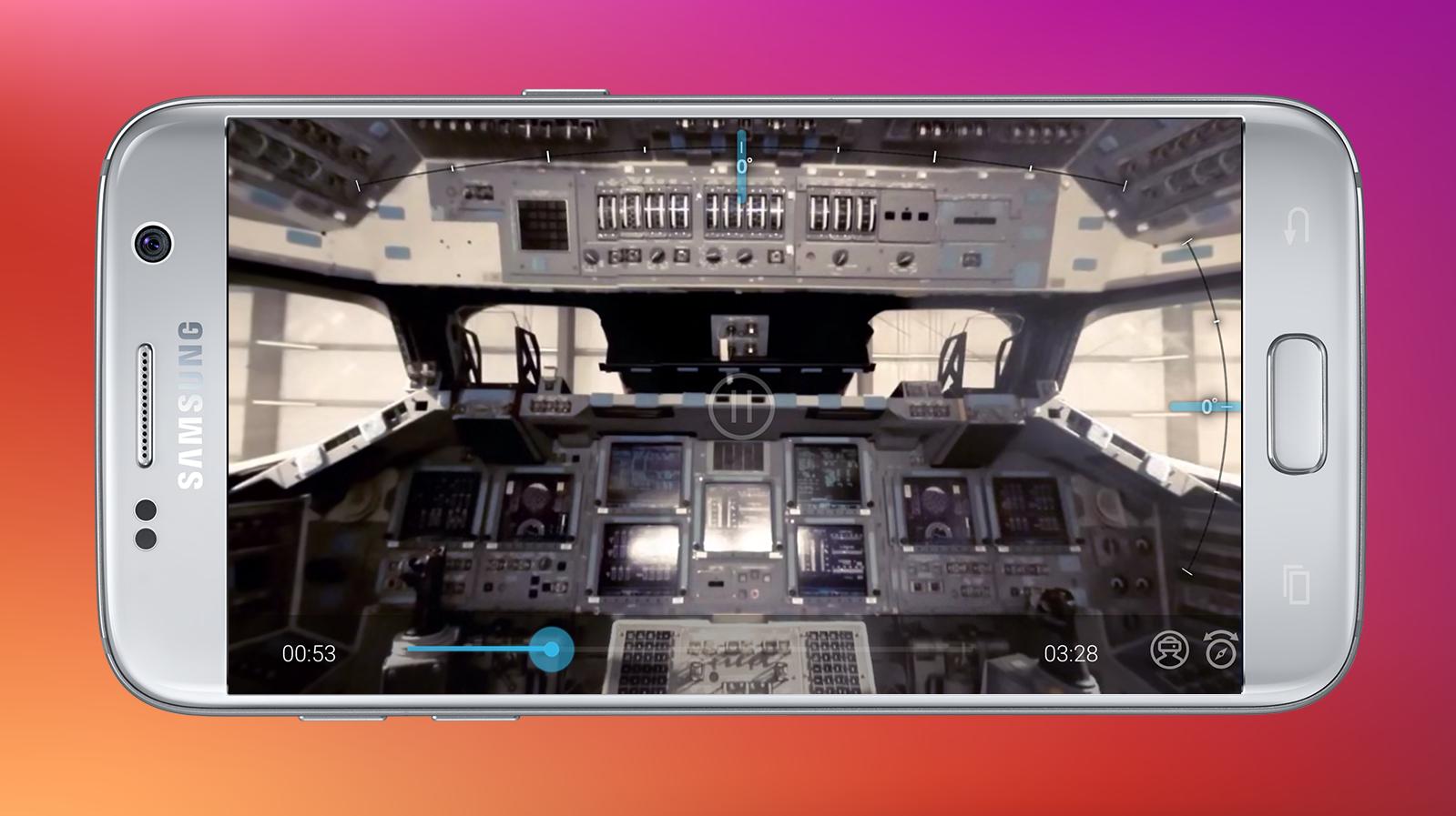 Nå kan du se massevis av VR-innhold på Samsungs mobiler uten VR-briller