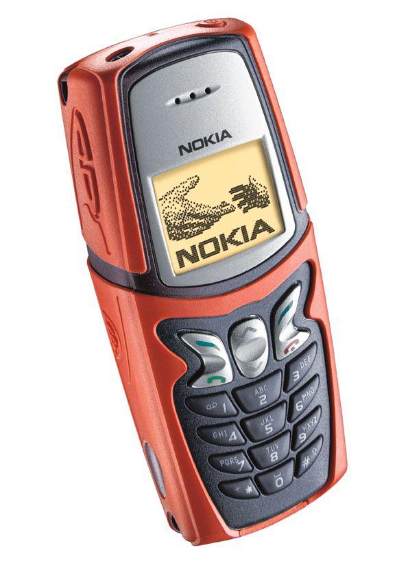 Nokia 5210 fridde til friluftsfolket. Den er vanntett og har blant annet innbygget termometer. Nøyaktigheten var pluss/minus 10 grader.