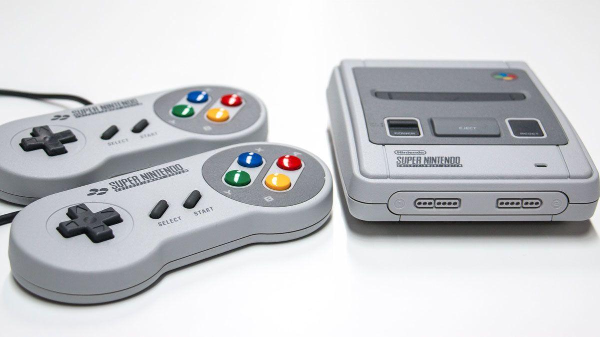 Også minikonsollen SNES Classic ble en suksess, men ble produsert i et langt større volum en den opprinnelige NES Classic. Bilde: Niklas Plikk, Tek.no