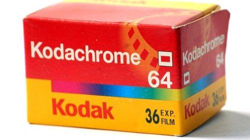 Eventyret Kodachrome er over